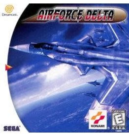 Sega Dreamcast AirForce Delta (CiB)