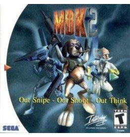 Sega Dreamcast MDK 2 (CiB)