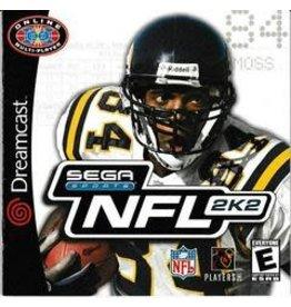 Sega Dreamcast NFL 2K2 (CiB)