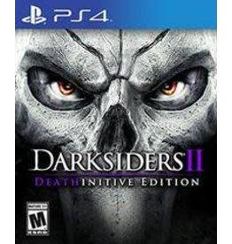 Playstation 4 Darksiders II Deathinitive Edition (Used)