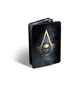 Xbox One Assassin's Creed IV: Black Flag Steelbook (Used)