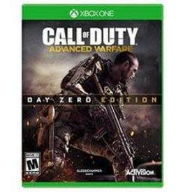 Xbox One Call of Duty Advanced Warfare Day Zero (Used, No DLC)