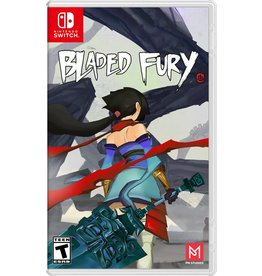 Nintendo Switch Bladed Fury Launch Edition