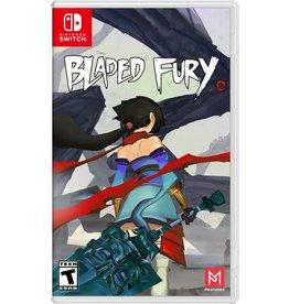 Nintendo Switch Bladed Fury Launch Edition