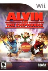 Wii Alvin And The Chipmunks The Game (CiB)