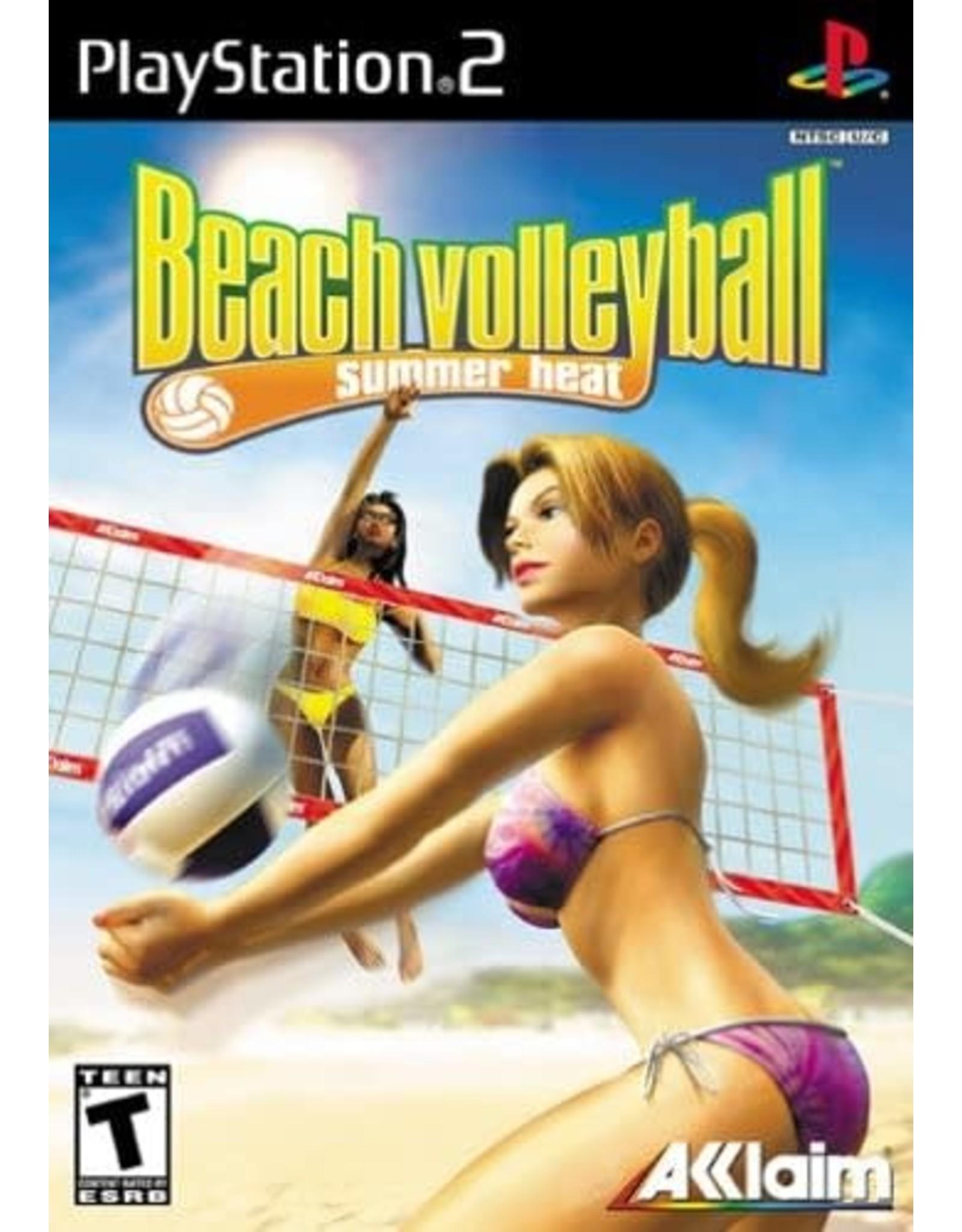 Playstation 2 Beach Volleyball Summer Heat (CiB)