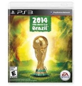 Playstation 3 2014 FIFA World Cup Brazil (CiB)