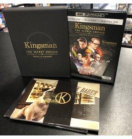 Kingsman The Secret Service Premium Edition 4K UHD (Used)