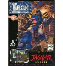 Jaguar Iron Soldier (Cart Only)