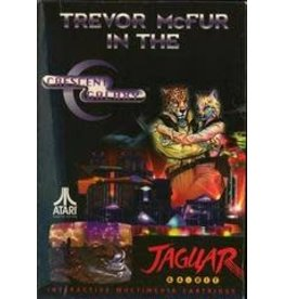 Jaguar Trevor McFur in the Crescent Galaxy (Cart Only)