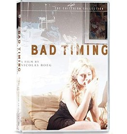Criterion Collection Bad Timing Criterion Collection (Used)