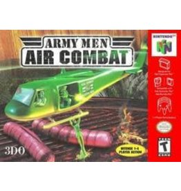 Nintendo 64 Army Men Air Combat (Damaged Label, Cart Only)