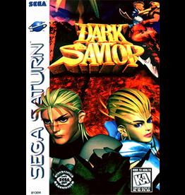 Sega Saturn Dark Savior (CiB)