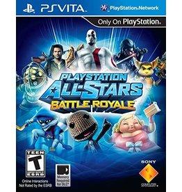 Playstation Vita Playstation All-Star Battle Royale (Sealed)