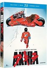 Anime Akira 25th Anniversary (Funimation, 3-Disc Set)