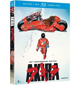 Anime Akira 25th Anniversary (Funimation, 3-Disc Set)
