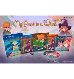 Playstation Vita My Aunt is a Witch (Limited Edition)