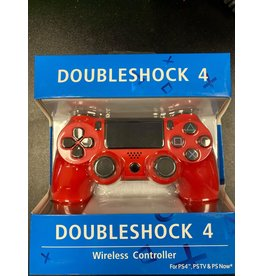 Playstation 4 PS4 Playstation 4 Doubleshock 4 Controller (Red)