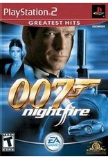 Playstation 2 007 Nightfire (Greatest Hits, No Manual)