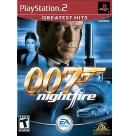 Playstation 2 007 Nightfire (Greatest Hits, No Manual)
