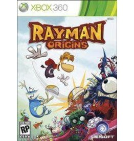 Rayman Origins (Brand New)