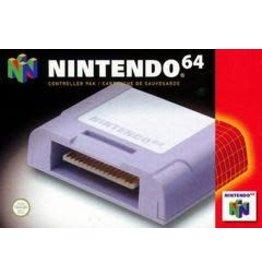 Nintendo 64 N64 Memory Pak (OEM, CiB)