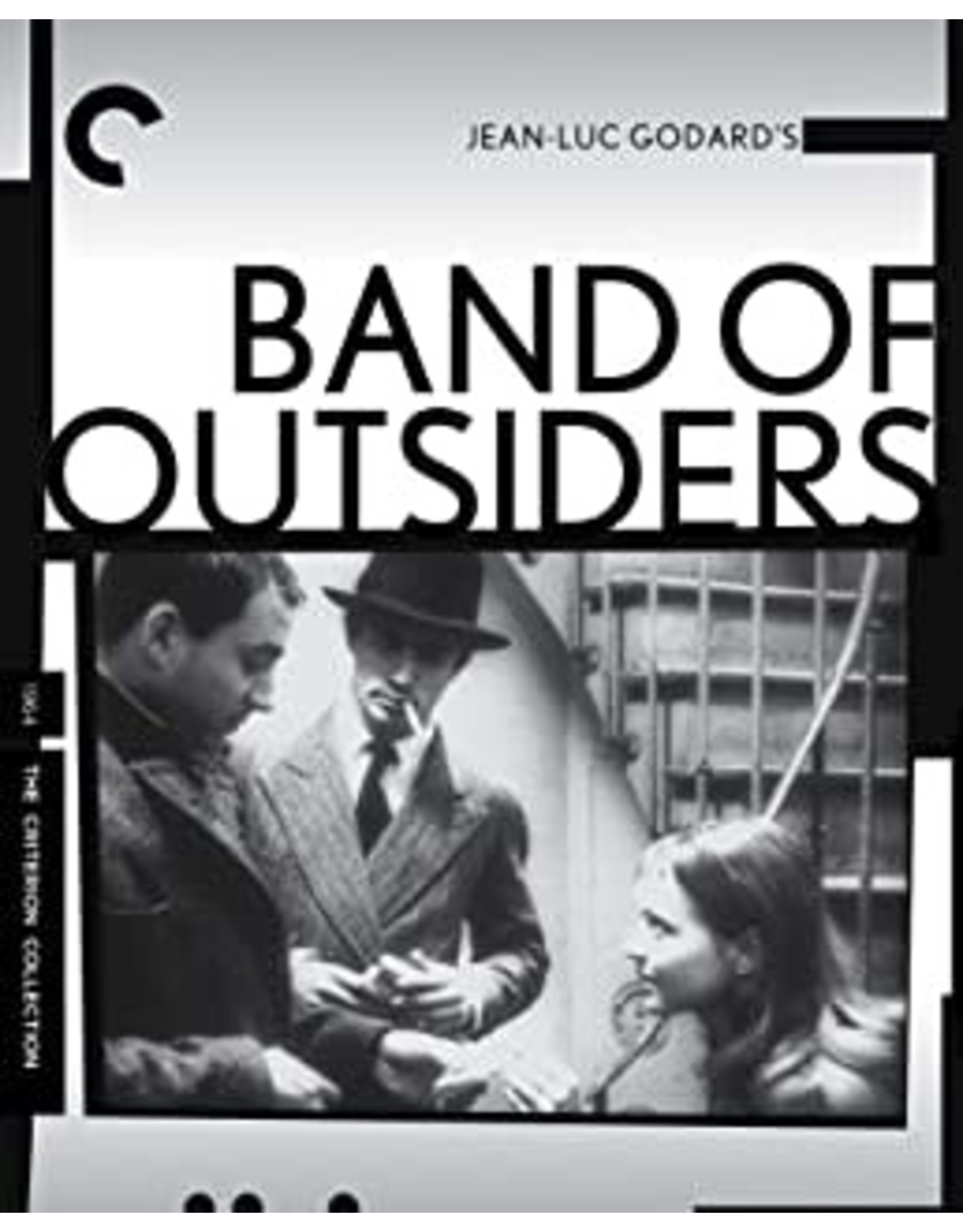 Criterion Collection Band of Outsiders Criterion Collection (Brand New)
