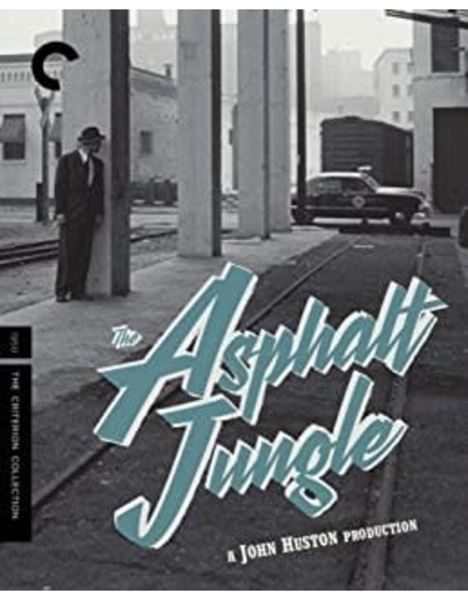 Criterion Collection Asphalt Jungle, The Criterion Collection (Brand New)