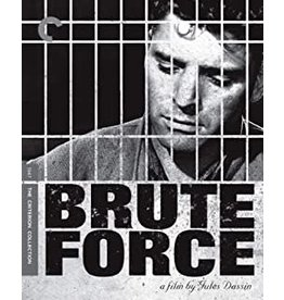 Criterion Collection Brute Force Criterion Collection (Brand New)