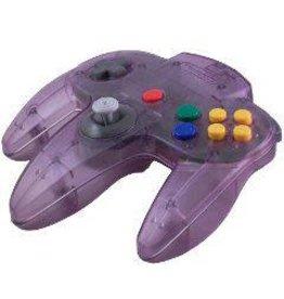 Nintendo 64 N64 Nintendo 64 Controller (OEM, Atomic Purple)