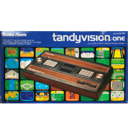 Intellivision Tandyvision One Console (Intellivision, Includes 6 Boxed Games)