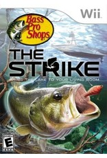 Wii Bass Pro Shops: The Strike (With Fishing Rod)