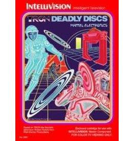 Intellivision Tron Deadly Discs (CiB)