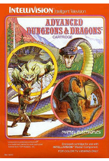 Intellivision Advanced Dungeons & Dragons (CiB, Rough Box)