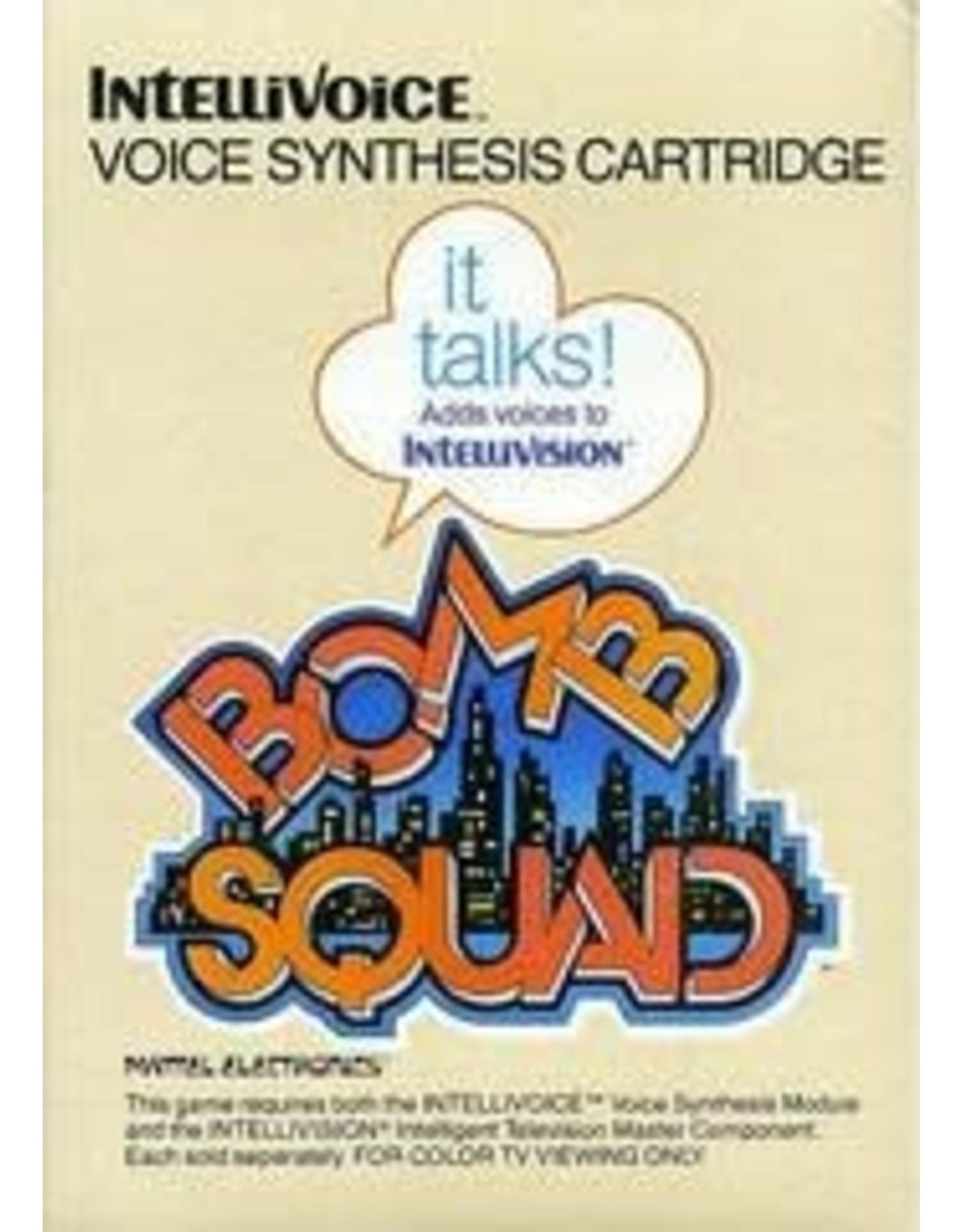 Intellivision Bomb Squad (CiB)
