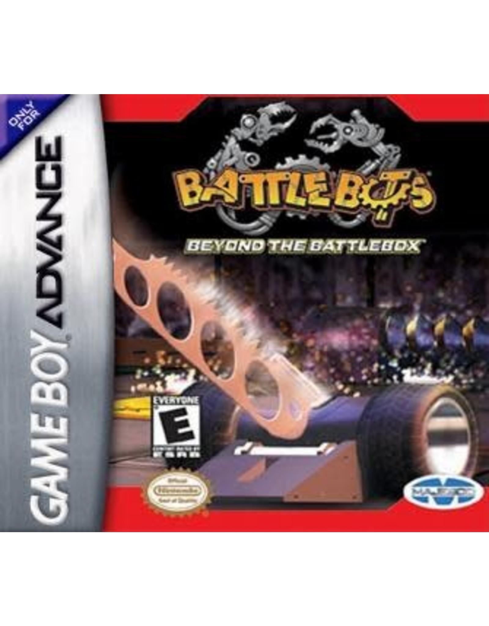 GameBoy Advance Battlebots Beyond the Battlebox (Cart Only)