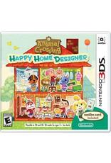 Nintendo 3DS Animal Crossing Happy Home Designer (Used)