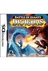 Nintendo DS Battle of Giants: Dragons (CiB)