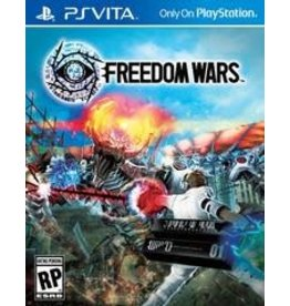 Playstation Vita Freedom Wars (Used)