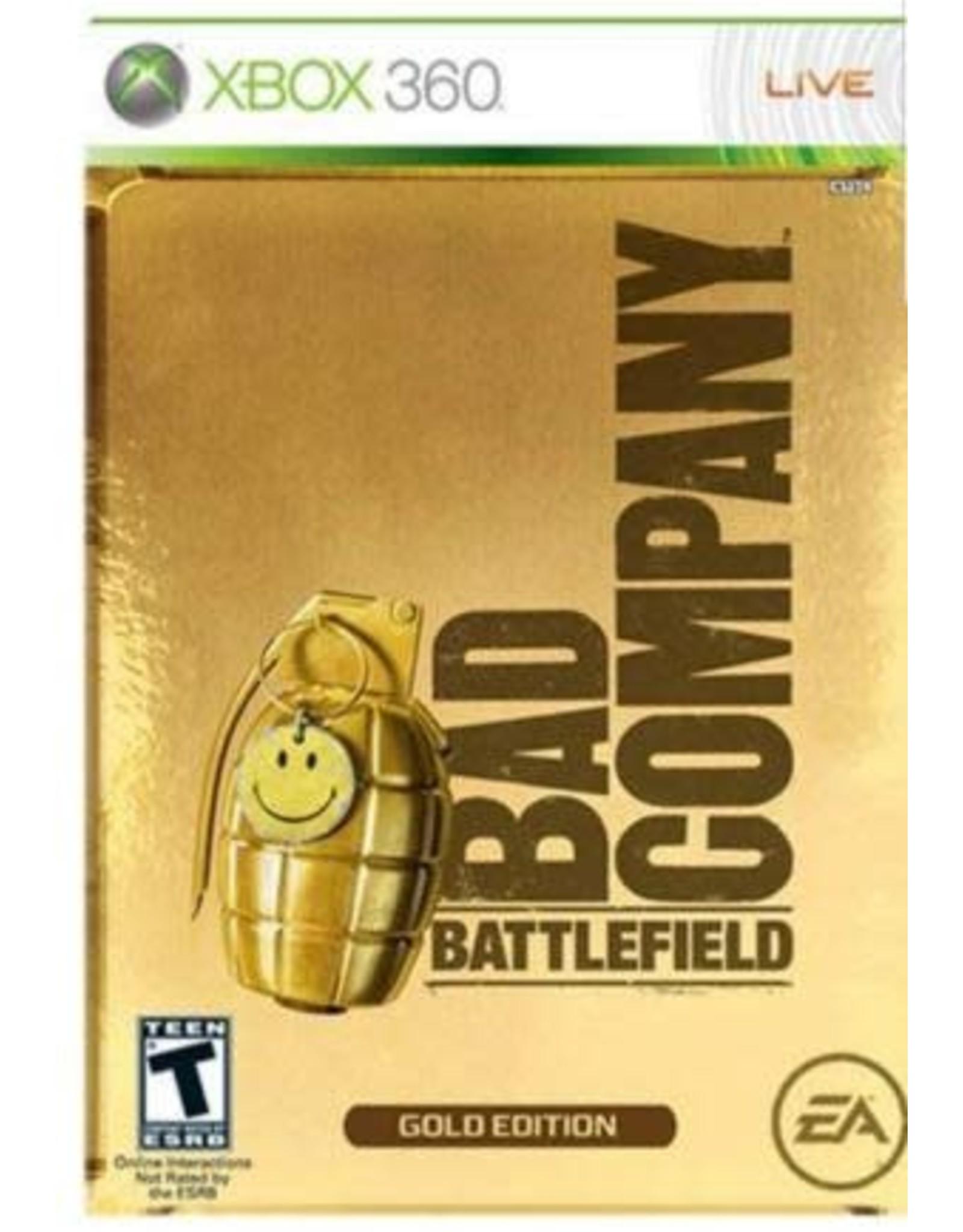 Xbox 360 Battlefield Bad Company Gold Edition