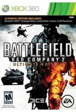 Xbox 360 Battlefield: Bad Company 2 Ultimate Edition