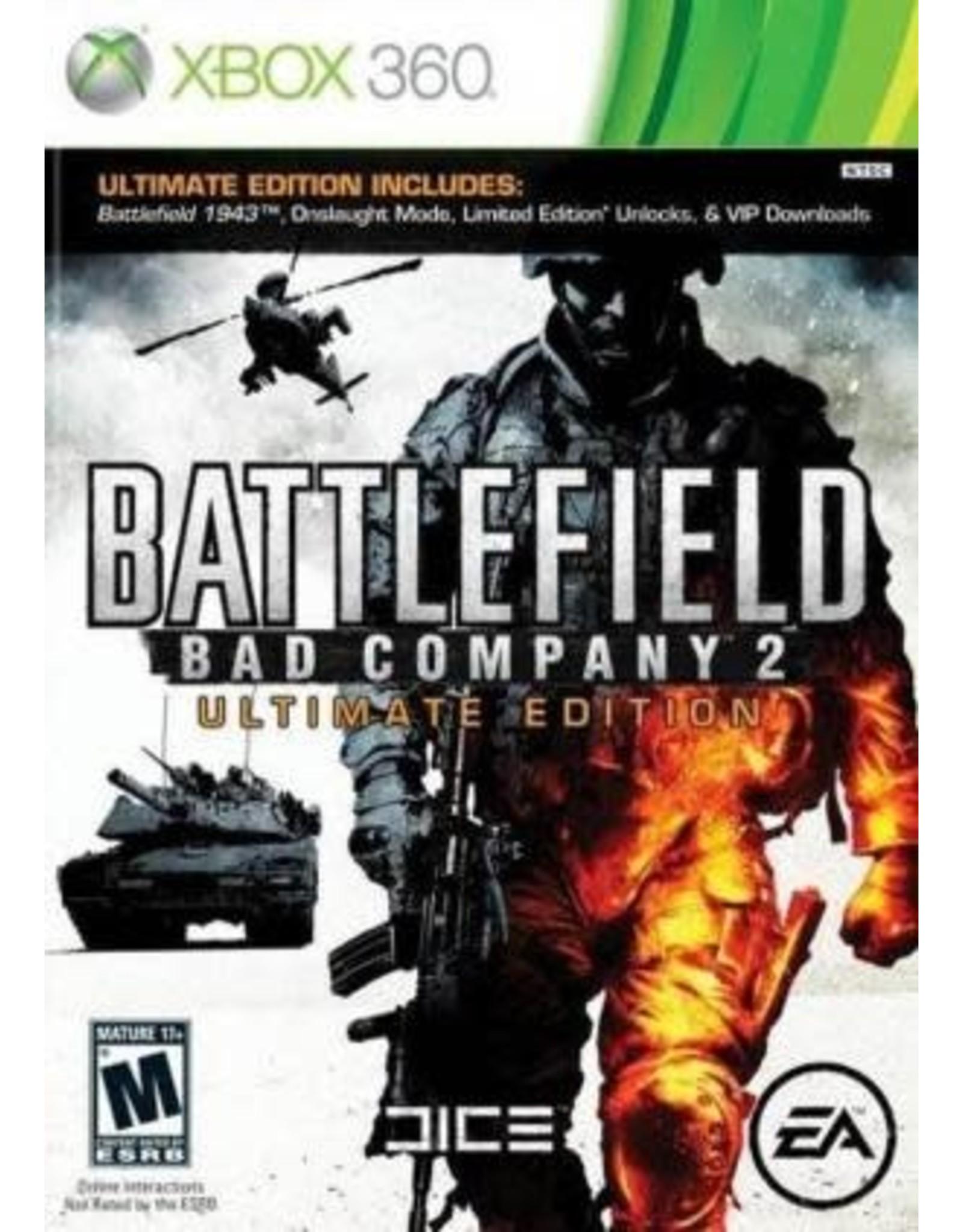 Xbox 360 Battlefield: Bad Company 2 Ultimate Edition