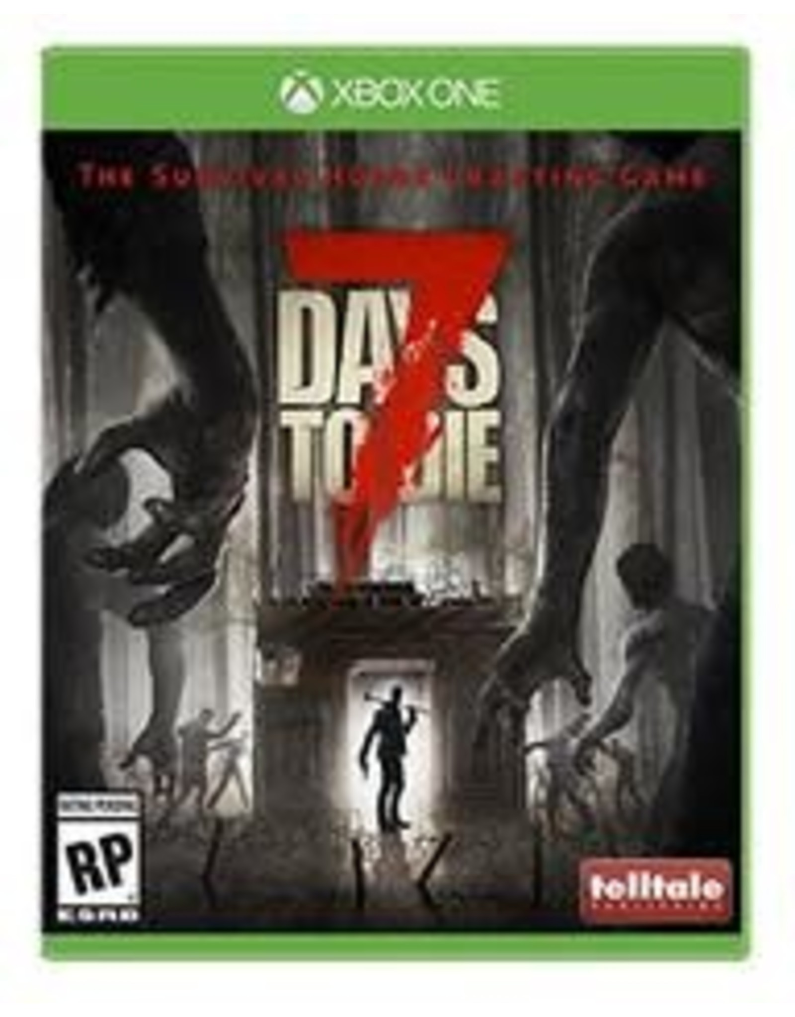 Xbox One 7 Days to Die (Used)