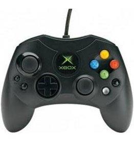Xbox Xbox Black S Type Controller (Used)