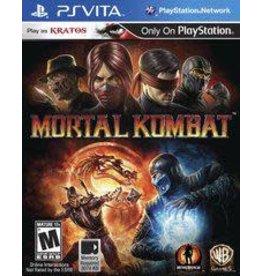 Playstation Vita Mortal Kombat (Cart Only)