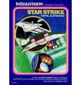 Intellivision Star Strike (CIB)