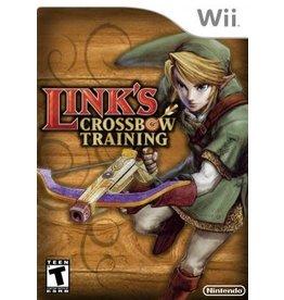 Wii Link's Crossbow Training (Cardboard Sleeve, Sealed)