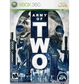 Xbox 360 Army of Two (No Manual)