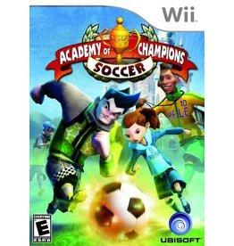 Wii Academy of Champions Soccer (CiB)