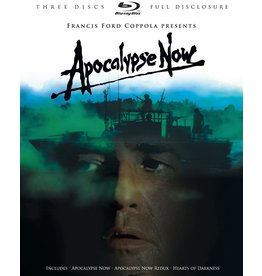 Film Classics Apocalypse Now 3-Disc Full Disclosure Edition